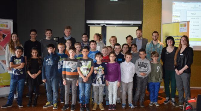 Ist das Schülerparlament der Lindenschule die beste Schülervertretung der StädteRegion?