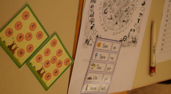 """Elternworkshop zum Thema:  """"Vom Situationsbild zum Lesen""""    Lesen und Schriftsprache"""